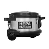 Pullman Holt HEPA Cannister Vacuum with Tools, The market leader for HEPA vacuums introduces the newest model to its product line-up. Pullman-Holt's 390ASB is a powerful 4-gallon, dry only HEPA vacuum with exceptional stability. Designed for professional