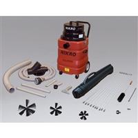 Nikro Dvk200 Dryer Vent Vacuum W Tool Kit Amp Rotary Brush Kit