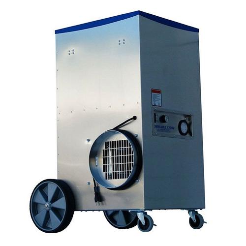hepa filter negative air machine