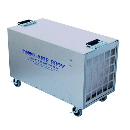 used negative air machine