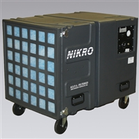 Nikro Ps2009 Poly Air Scrubber Hepa 115v 10 Amps