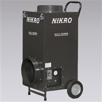 Nikro Ur800 Upright Air Scrubber Hepa 115v 3 5 Amps
