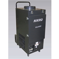 Nikro Us4000 Upright Air Duct Cleaning System Dual