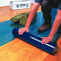 Hard Surface Flooring Protection Films Surface