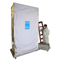 Mintie Ecu2 Containment Bundle Rental Dust Cart Dust